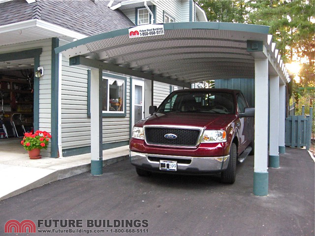 metal carport kits amp steel shelters by future buildings modern carport designs and styles home amp kitchen